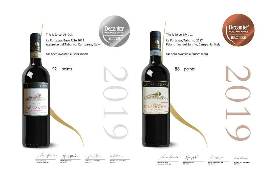 premio decanther asia